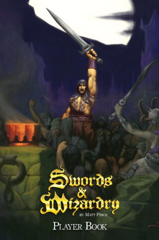 Swords & Wizardry Player Book