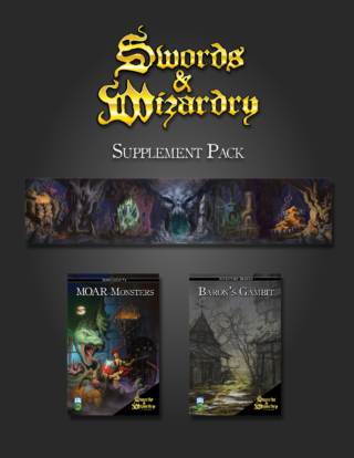 Swords and Wizardry Accessory Pack Cover